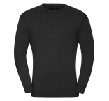 717M.03.0 - Russell•MENS CREW NECK KNITTED PULLOVER